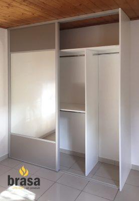 Achat meuble sur mesure Ile de la Réunion placard sur mesure
